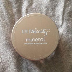 unopened ulta mineral powder foundation medium 05N